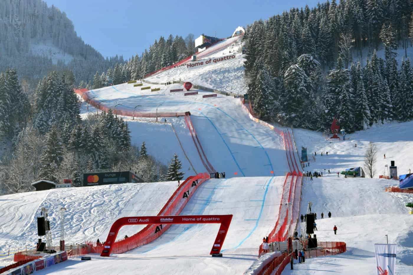 Hahnenkamm Rennen Kitzbühel